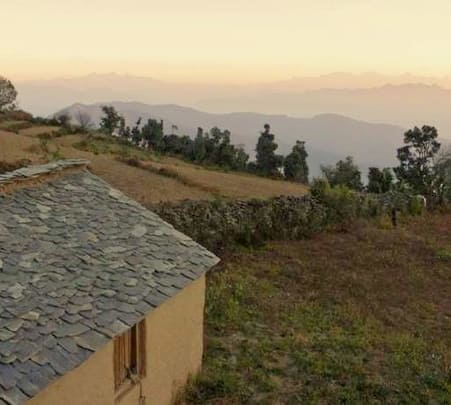 Traditional Pahadi Homestay at Kanatal
