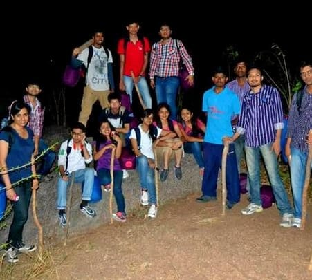 Night Trek in Ramanagara