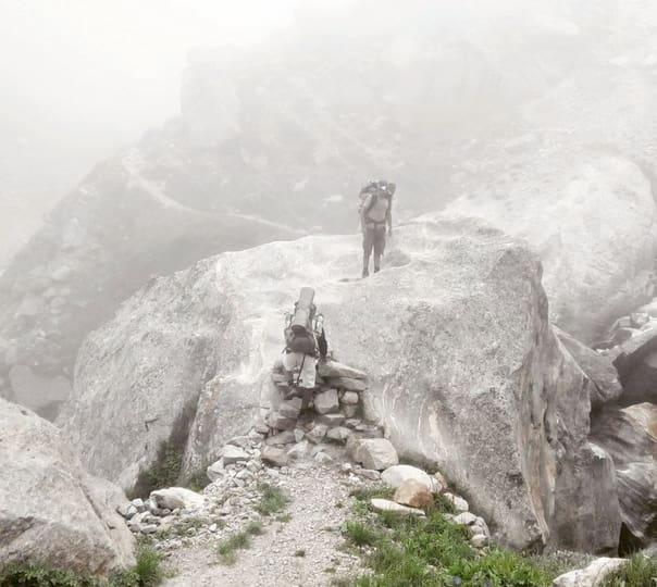 Pin Parvati Pass Trek in Himachal Pradesh