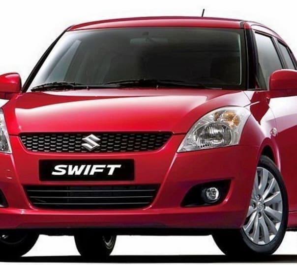 Rent a Swift Dezire in Goa
