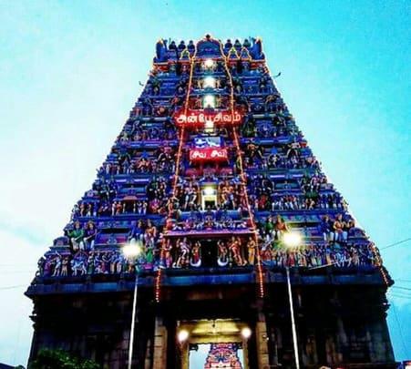 Religious Tour in Chennai