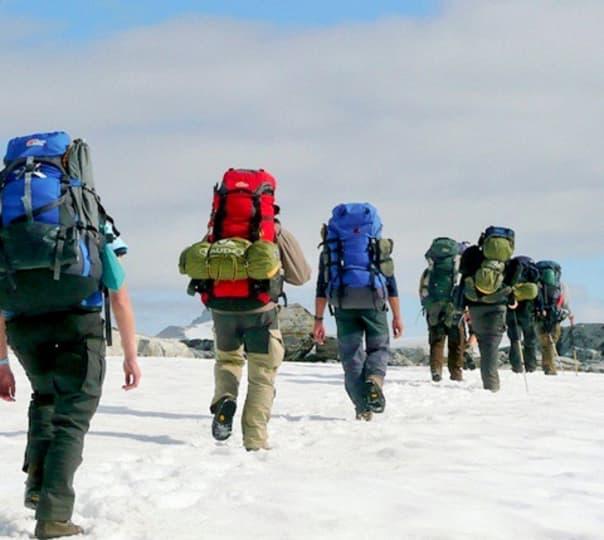 Kedarkantha Trekking, Uttarakhand 2018