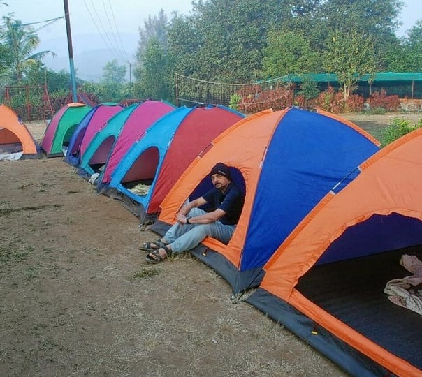 Camping in Badlapur