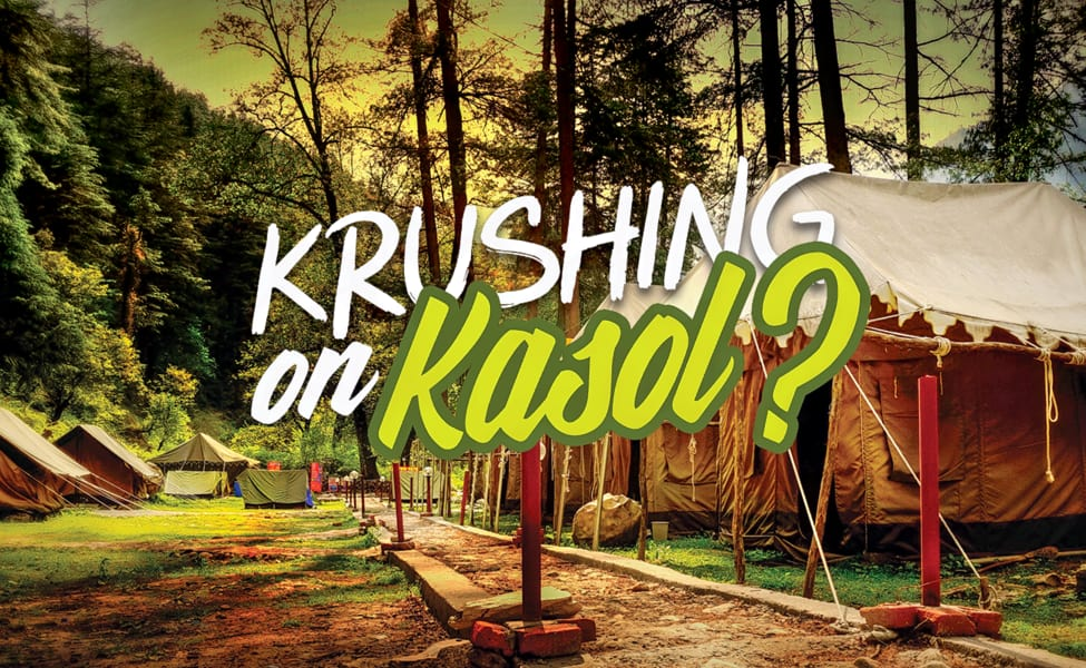 9524dc931 Adventure Camping In Kasol Flat 25% Off | Thrillophilia