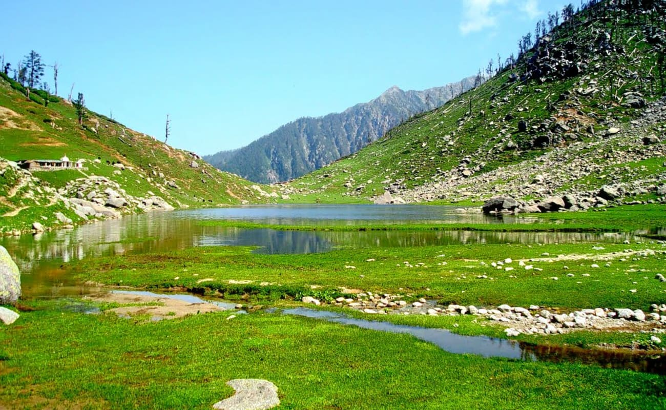 Image result for Kareri Lake Trek