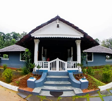 Hilltop Heritage Homestay in Coorg Flat 21% Off