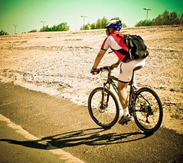 Rural Rajasthan on Bicycle
