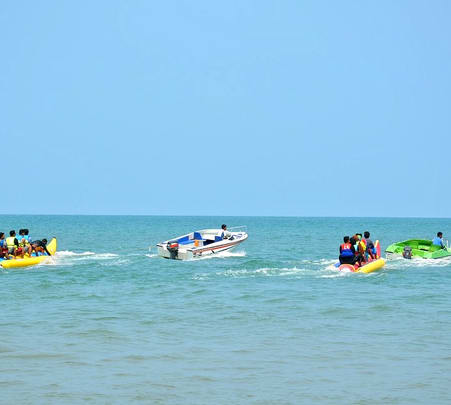 Island Trip with Water Sport Activities in Goa