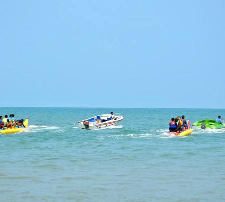 Island Trip with Water Sport Activities in Goa