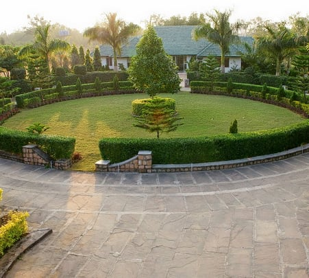 Stay at Village Machaans Resort near Pench Tiger Reserve