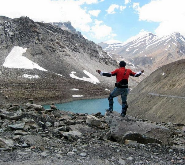 Ladakh Motorcycle Tour from Srinagar