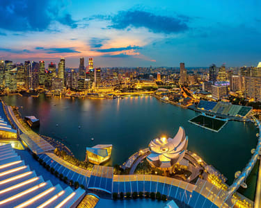 Singapore 4 Days 3 Nights Tour Package Flat 25% off
