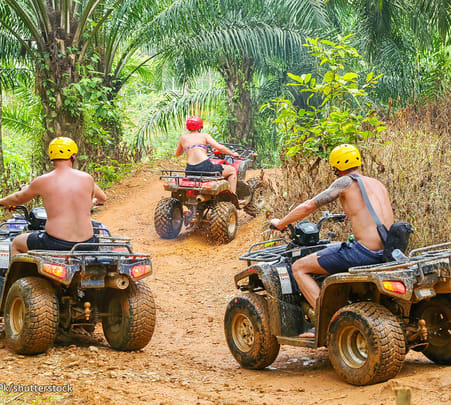 Phuket Paradise Atv Adventure Flat 15% off