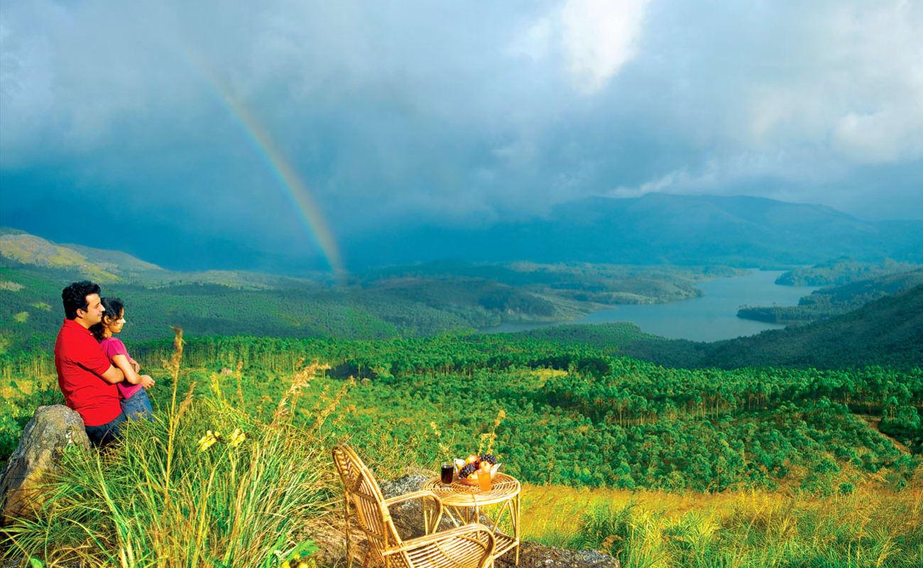 Kerala Monsoon Honeymoon Place