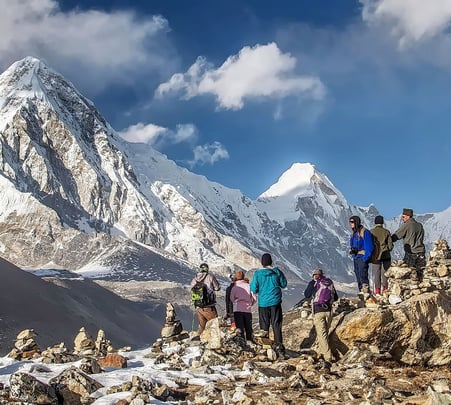 17 Days Trek to Singu Chuli Peak in Nepal