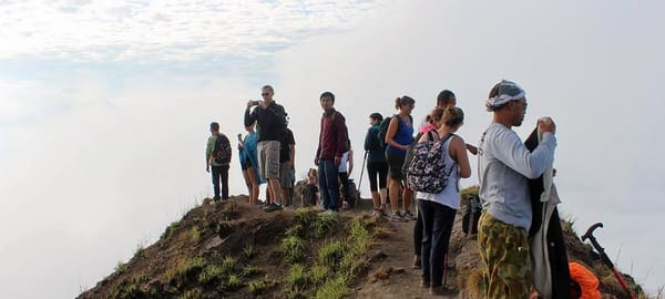 Mt. Batur Sunrise Trekking in Bali