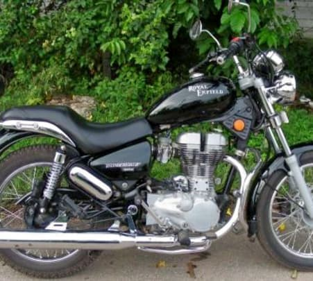 Rent a Royal Enfield Thunderbird 500 in Bangalore