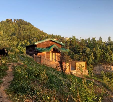 Lodge Stay in Mussoorie Flat 16% off