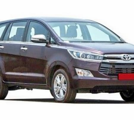 Self Driven Innova Rental in Goa