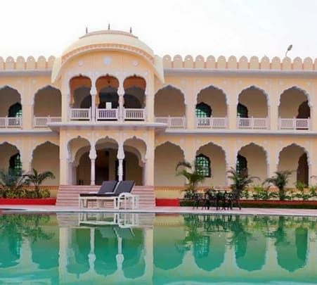 Stay in Resort at Orchha