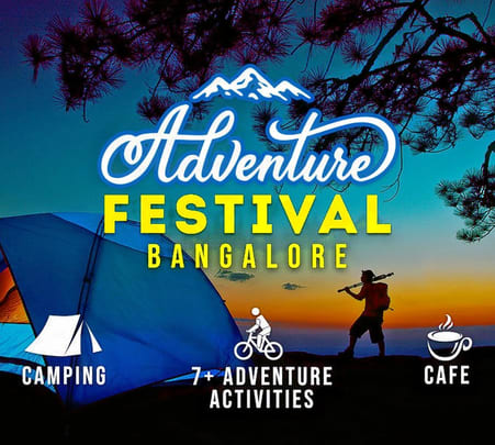 Go Camping at Foothills of Nandi, Bangalore