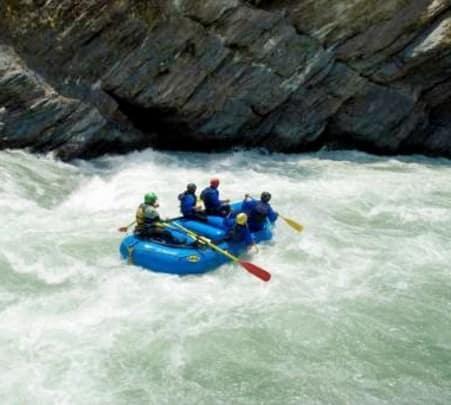 Rafting and Trekking in Uttarakhand