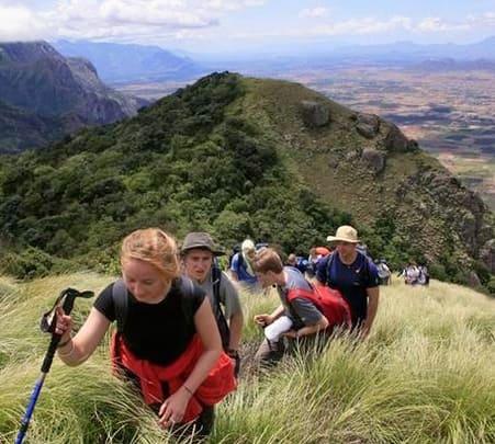 Mountain Trekking And Tea Garden Visit In Munnar