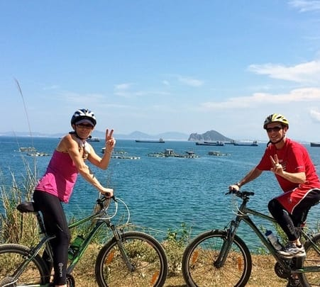 6 Days Cycling Trip from Nha Trang to Hue City