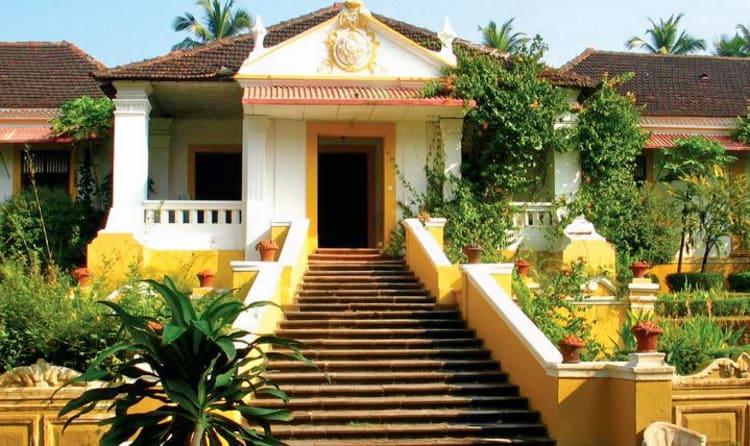 15 Best Heritage Villas in Goa