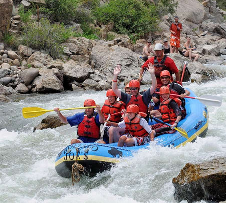 Rafting Adventure at Tattapani