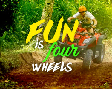 Atv Ride and Kintamani Tour in Bali