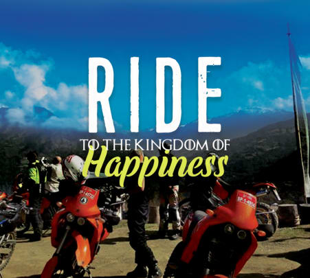 Bhutan Motorcycle Tour: a Ride to the Land of Thunder Dragons
