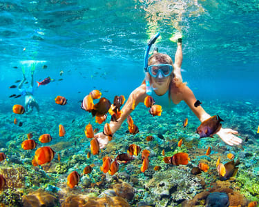 3 Islands Hopping Tour with Snorkeling - Flat 25% off
