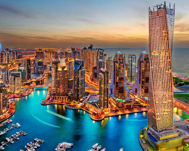 7 Nights Dubai Tour All Inclusive Package Flat 28% off