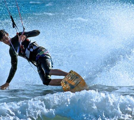 Kite Surfing in Pattaya