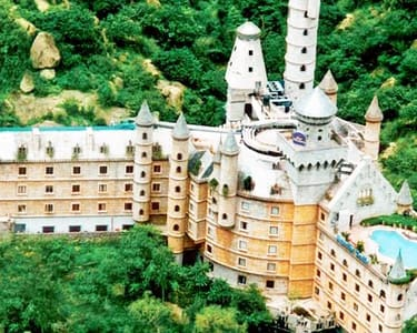 Stay Experience at Amrutha Castle in Hyderabad