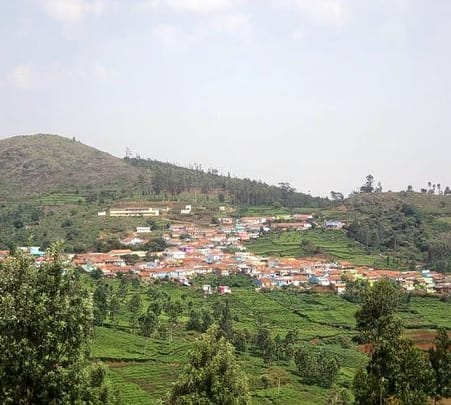Ebbanad Trek in Ooty