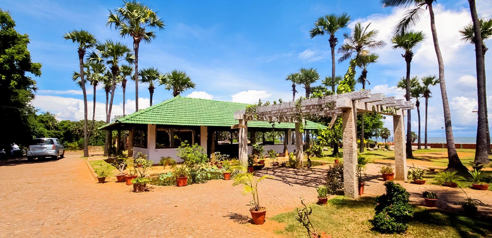 Beach Resort Stay In Pondicherry Flat