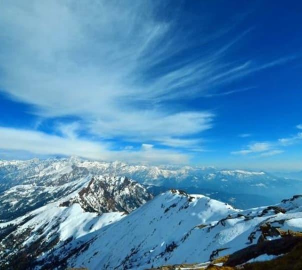 Kedarkantha Peak Trek, Uttarakhand