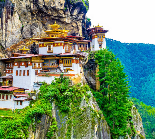Bhutan Package from Delhi