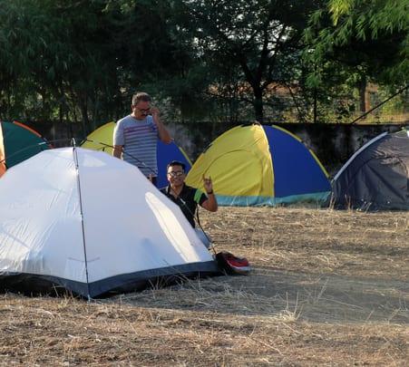 Overnight Camping at Pariyat, Jabalpur