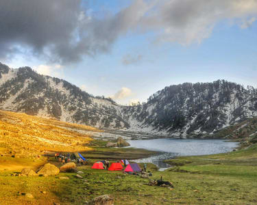 Kareri Lake Trek 2019, Mcleodganj | Book @ ₹ 3500 Only!