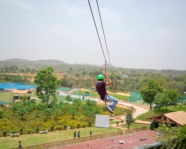 Zip Lining in Jaipur Flat 28% Off