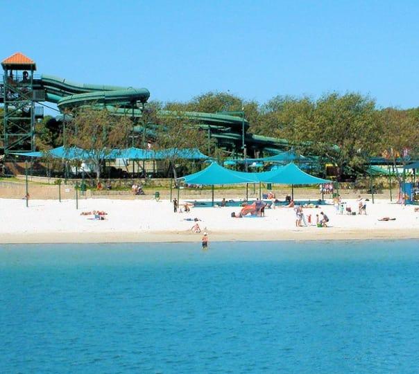 Tour to Hillary's Marina Beach and Neil Hawkins Park