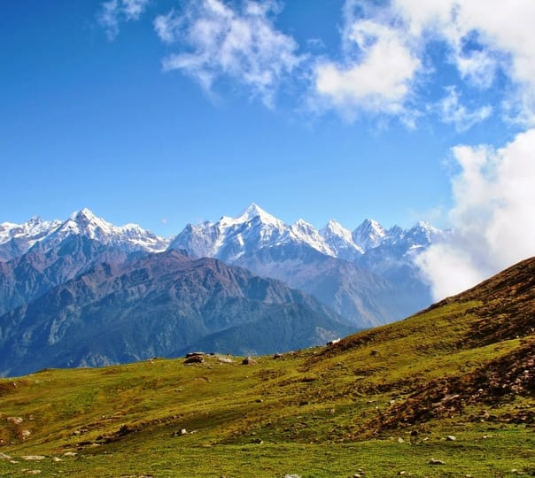 Sightseeing Trip around Munsiyari in Uttarakhand