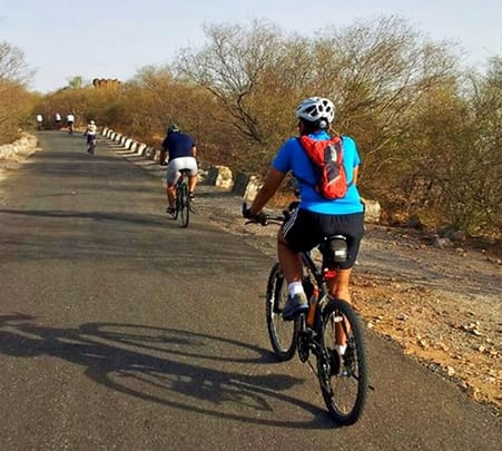 Grand Jaipur Cycle Excursion
