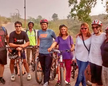 Nahargarh Cycling Expedition in Jaipur Flat 45% Off