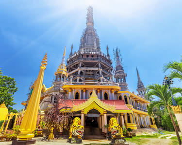 Krabi Rainforest and Tiger Cave Temple Day Tour - Flat 25% off