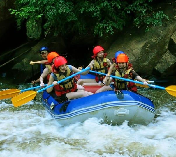 Multi Adventure Tour in Chiang Mai, Thailand