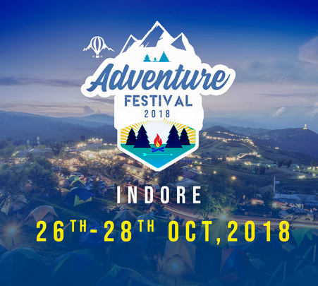 Adventure Festival 2018, Indore